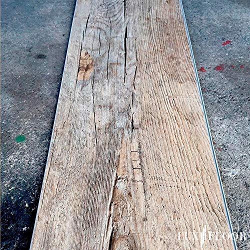 Klick Vinyl Bodenbelag 2060 Kiefer Holzoptik Dielen (2,64m²) - Kronotex Bodenbeläge