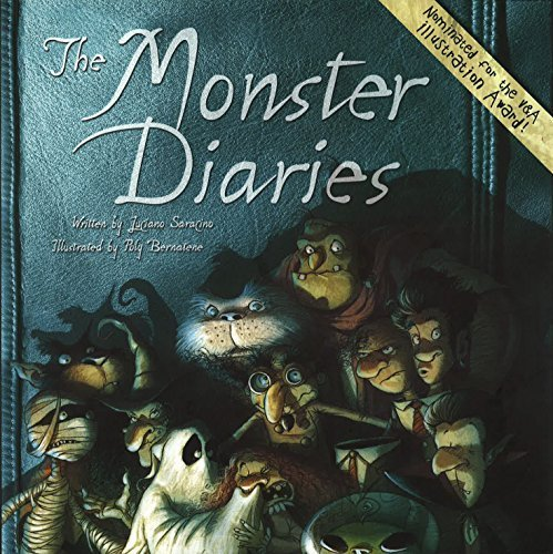The Monster Diaries (Meadowside PIC Books) by Luciano Saracino (2013-10-14)