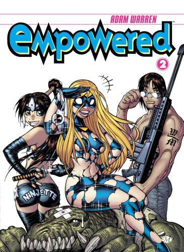 Empowered, Tome 2: Empowered