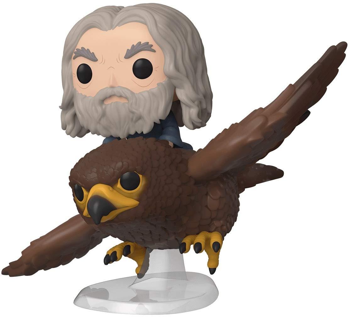 Funko Pop Gandalf en águila Gwaihir (El Señor de los Anillos 72) Funko Pop El Señor de los Anillos & El Hobbit