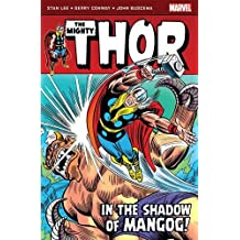 Thor: in the Shadow of Mangog (Marvel Pocket Books)