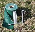 Profi-Abroller / Abrollhilfe für PVC Sichtschutzstreifen auf der Rolle von M-tec technology GmbH bei Du und dein Garten