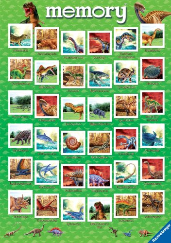 Ravensburger-22099-Dinosaurier-Memory