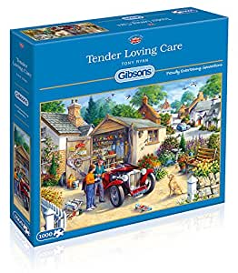 Gibsons Tender Loving Care Jigsaw Puzzle 1000 Pieces