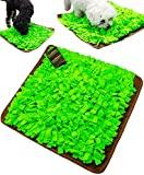 funPETic Schnüffelteppich Handgefertigt 45 x 50 cm - verhindert Schlingen, Schnüffeldecke fördert natürliche Nahrungssuche und artgerechte Auslastung, Intelligenz-Spielzeug für Hunde und Katzen