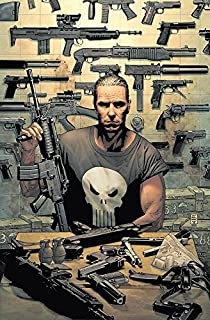 Punisher Max by Garth Ennis Omnibus Vol. 1 (1302912070) | Amazon Products