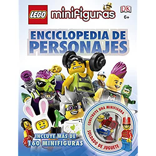 dia del orgullo friki Lego Minifiguras. Enciclopedia De Personajes