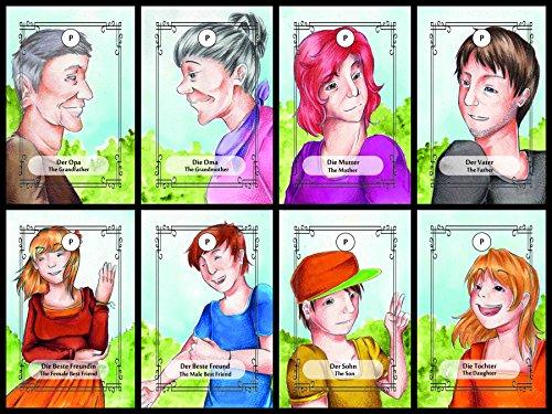 Clarity Lenormand Personenkarten