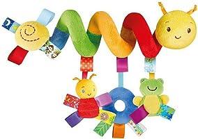 Juguete Colgantes Espiral del Animales para Cochecito,Cama, Cuna a Bebe,GZQES,Juguetes para Bebés y Primera...