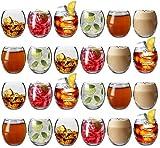 Verres--eau--whisky--jus-de-fruits-dArgon-Tableware-Coffret-cadeau-de-24-verres-405ml-14oz