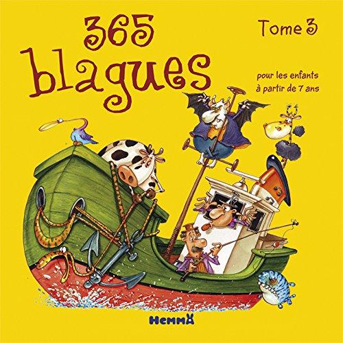 365 Blagues : Tome 3 par Fabrice Lelarge