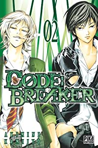 Code:Breaker Edition simple Tome 2