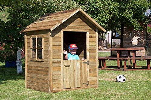 Casette Per Bambini In Legno : Casetta gioco per bambini in legno impregnato in autoclave modello