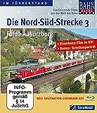 Die Nord-Süd-Strecke Teil 3 - Fulda - Würzburg [Blu-ray]