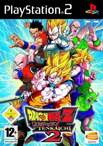 Dragonball Z: Budokai Tenkaichi 2 (Budokai Tenkaichi 2 Ps2)