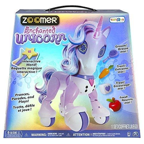 Zoomer 6040309 Enchanted Unicorn Spielzeug