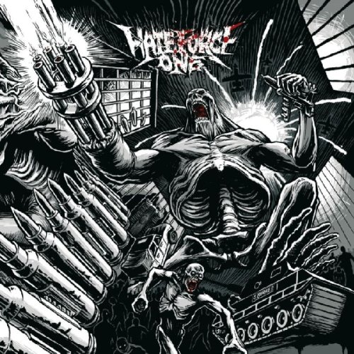 Hate Force One: Wave of Destruction (Audio CD)