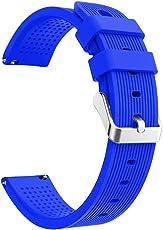 Wokee per Huami Amazfit bip Watch unico cinturino sport di protezione silicone Watch Band Wirstband per Huami Amazfit bip orologio