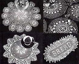 Magnifique napperon crochetée Patterns eBook: Unknown
