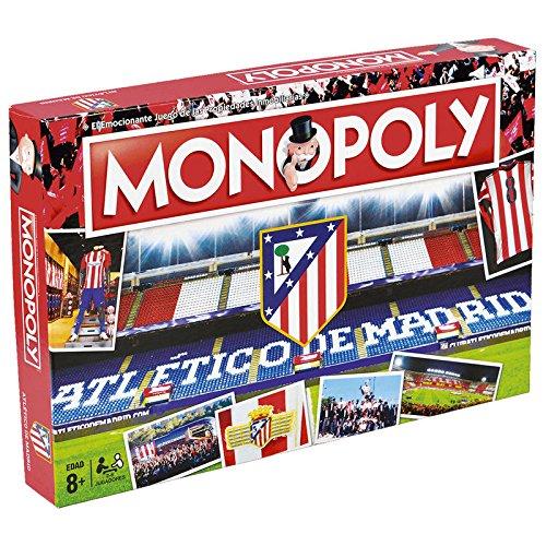 Monopoly Atlético de Madrid Producto Oficial