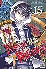 Yamada kun & The 7 witches, tome 15 par Yoshikawa