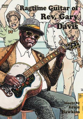 Ragtime Guitar of Rev. Gary Davis Preisvergleich