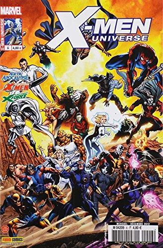 X-Men, Tome 6 : Universe 2012
