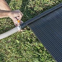 Gre AR2069 - Calentador solar de agua para piscinas con bomba de 1/3 HP