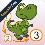 Punkte verbinden: Dinosaur PRO