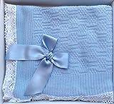 Toquilla Bebé Verano,Color Azul,N076