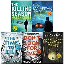 Mason cross carter blake series 5 books collection set