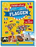 Sticker-Atlas Flaggen: Über 250 Sticker