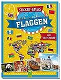 Sticker-Atlas Flaggen: Über 250 Sticker