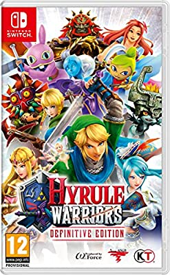 Hyrule Warriors: Definitive Edition (Nintendo Switch) by Nintendo