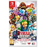 Nintendo Switch: Hyrule Warriors: Definitive Edition - Import , jouable en français