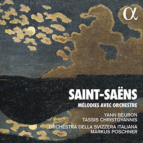 Saint-Saëns : Mélodies avec orchestre