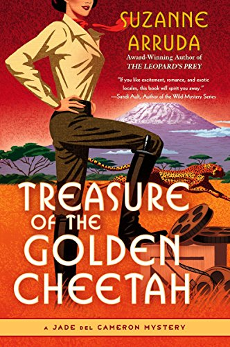 Treasure of the Golden Cheetah: A Jade del Cameron Mystery - Barton Golden Treasure