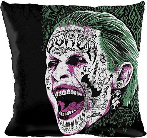 Suicide Squad Joker Cuscino decorativo multicolore