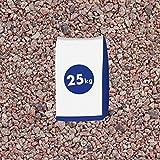 Granit Fugensplitt Rot 1-3 mm - 25kg Sack
