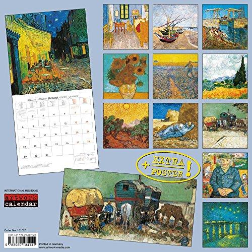 Van Gogh 2018 Artwork