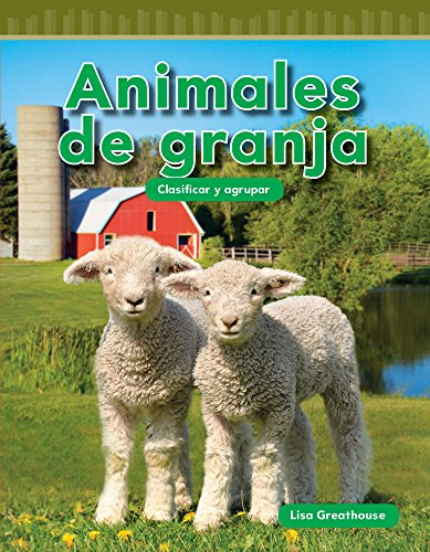 Animales de granja (Farm Animals) (Mathematics Readers) por Teacher Created Materials