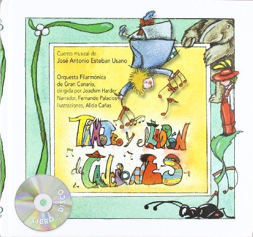 Timoteo y el ladrón de canciones (La Mota De Polvo) por Jose A. Esteban