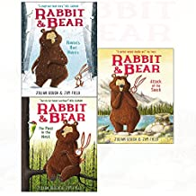 Attack of the snack[hardcover], rabbit's bad habits, pest in the nest 3 books collection set