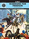 #7: Warriors for Freedom: 5 in 1 (Amar Chitra Katha)