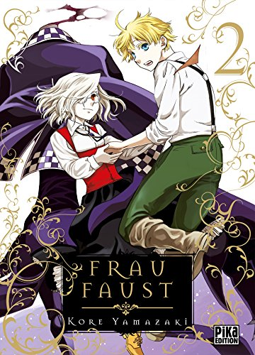 Frau Faust Edition simple Tome 2