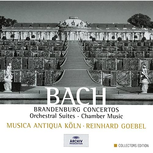 J.S. Bach: Sonata For Viola da Gamba And Harpsichord No.3 In G Minor, BWV 1029 - 1. Vivace