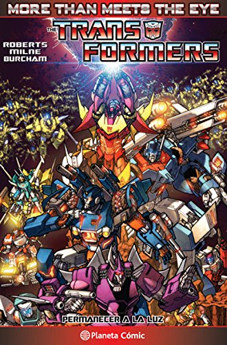 Transformers More than meets the eye nº 03/05 por James Roberts