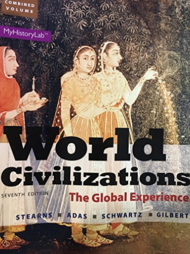 World Civilizations: The Global Experience, Books a La Carte Edition