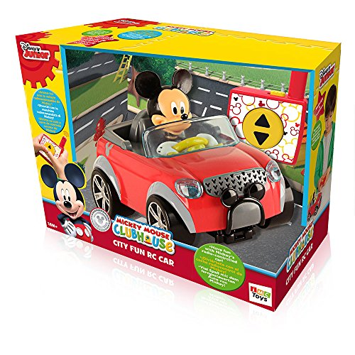 Image of Mickey Mouse Club House - City Fun RC Car