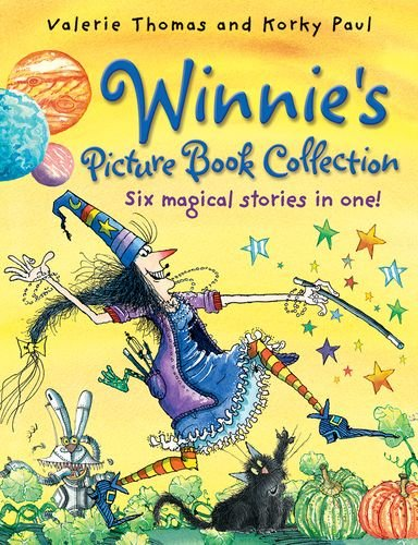 Winnie's picture book collection : six magical stories in one!